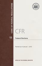11 CFR 2019 cover thumbnail