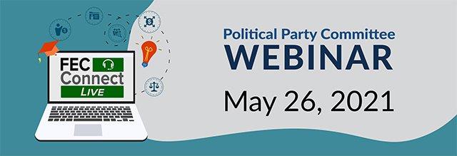 May 2021 Party Webinar