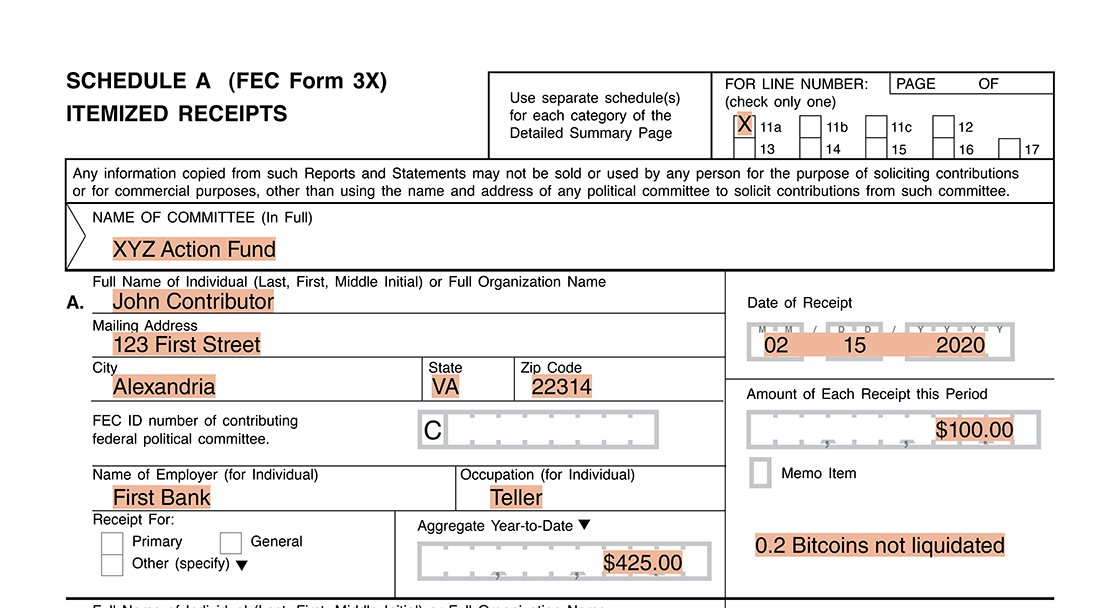 Bitcoin contributions - PAC-Party - Form 3X_01.jpg