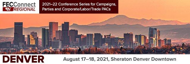 FEC 2021 Denver Regional Conference