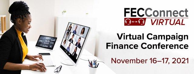 November Virtual Confrence Web Header