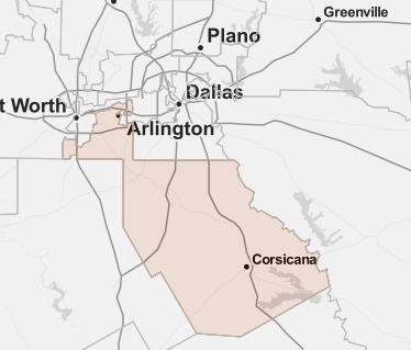 Texas's 6th Congressional District