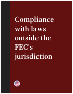 Compliance with non-FEC laws brochure cover