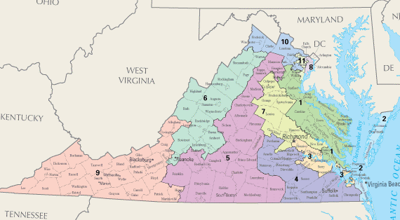 Virginia Special Election Reporting: 7th District