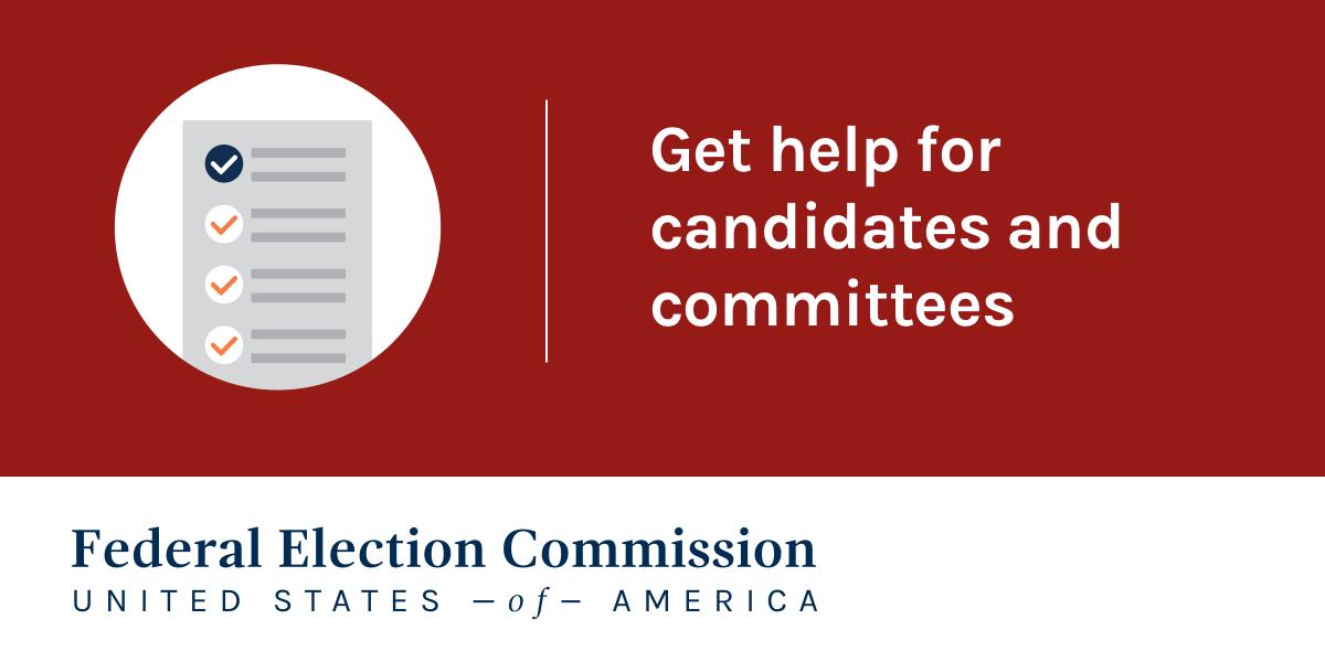 Fec Candidate Registering